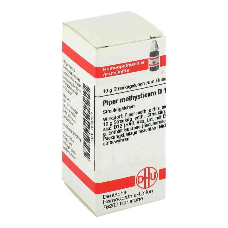 Piper Meth. D12 Globuli  bei Apotheke.de bestellen