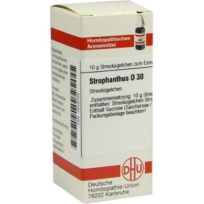 Strophanthus D 30 Globuli  bei Apotheke.de bestellen