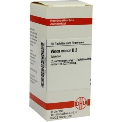 Vinca Minor D2 Tabletten  bei Apotheke.de bestellen
