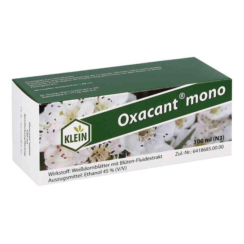 Oxacant-mono  bei Apotheke.de bestellen