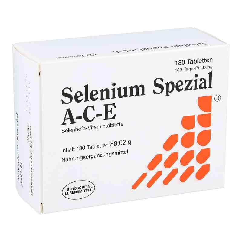 Selenium Spezial Ace Tabletten  bei Apotheke.de bestellen