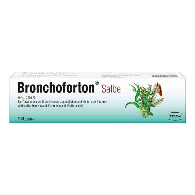 Bronchoforton Salbe bei Erkältungen & Husten  bei Apotheke.de bestellen