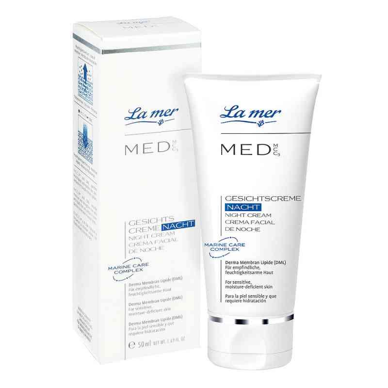 La Mer Med Neu Gesichtscreme Nacht ohne Parfüm  bei Apotheke.de bestellen