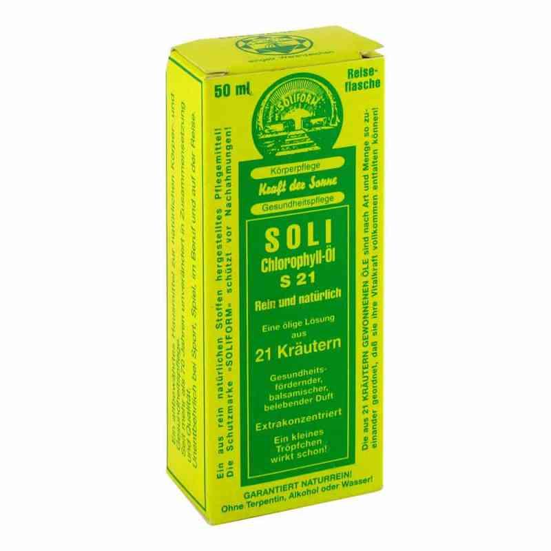 Soli-chlorophyll-öl S 21  bei Apotheke.de bestellen