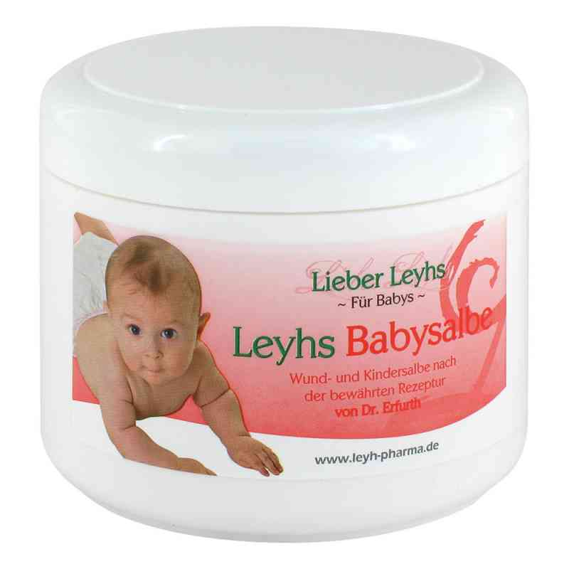 Leyhs Babysalbe  bei Apotheke.de bestellen