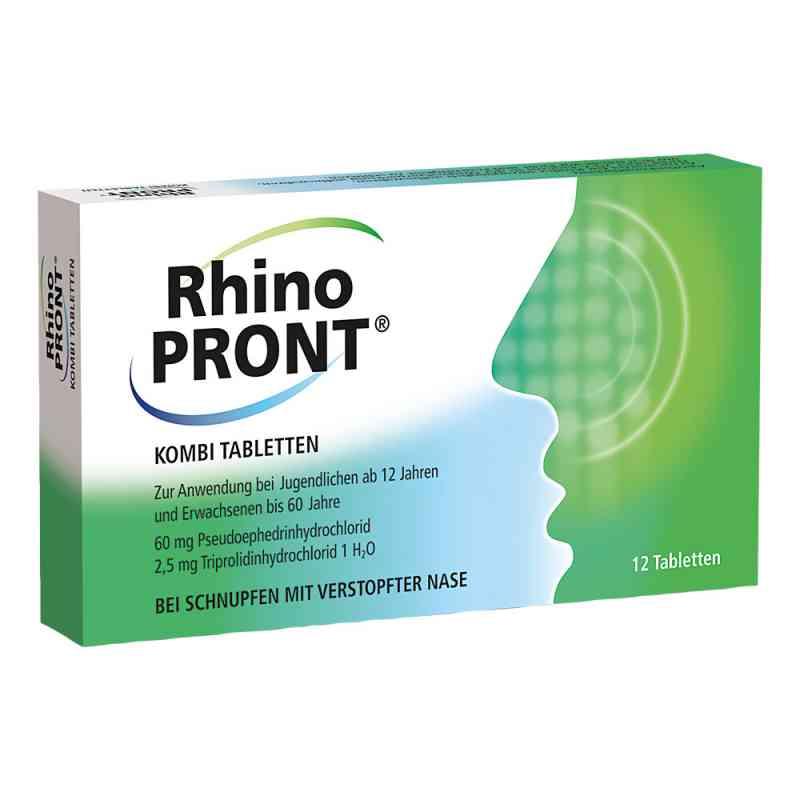 Rhinopront Kombi Tabletten  bei Apotheke.de bestellen