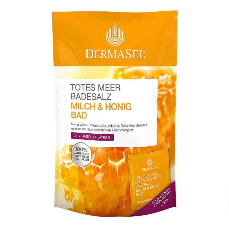 Dermasel Totes Meer Badesalz+Milch&Honig Spa  bei Apotheke.de bestellen