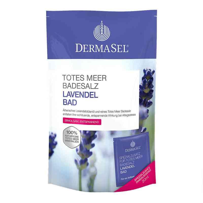 Dermasel Totes Meer Badesalz+lavendel Spa  bei Apotheke.de bestellen