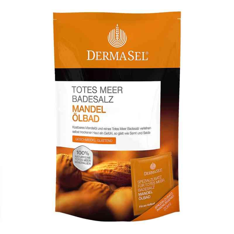 Dermasel Totes Meer Badesalz+mandel Spa  bei Apotheke.de bestellen