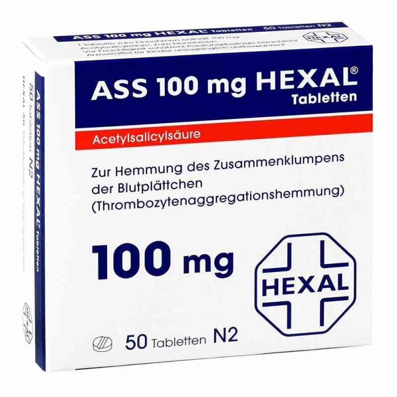 ASS 100mg HEXAL  bei Apotheke.de bestellen