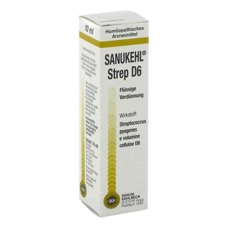 Sanukehl Strep D6 Tropfen  bei Apotheke.de bestellen