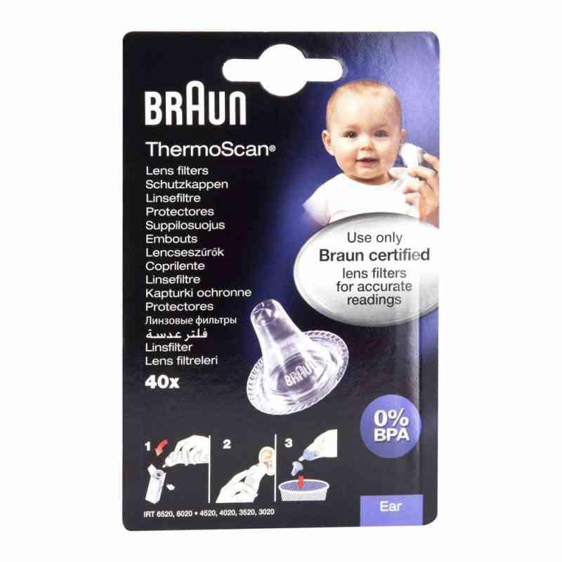 Braun Thermoscan Schutzkappen Lf 40  bei Apotheke.de bestellen