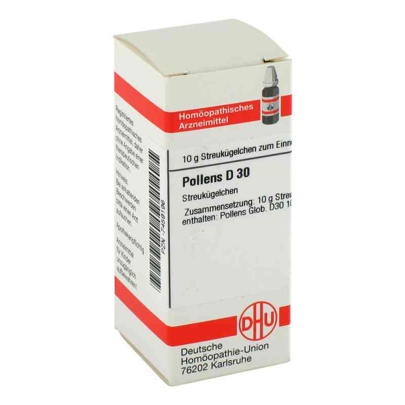 Pollens D 30 Globuli  bei Apotheke.de bestellen