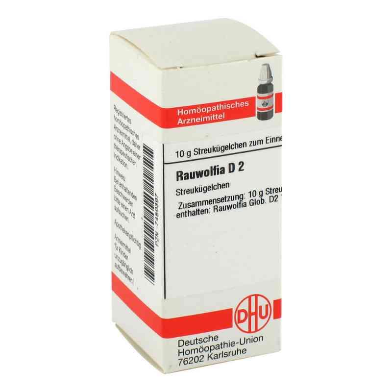 Rauwolfia D 2 Globuli  bei Apotheke.de bestellen