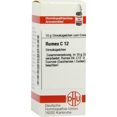 Rumex C12 Globuli  bei Apotheke.de bestellen