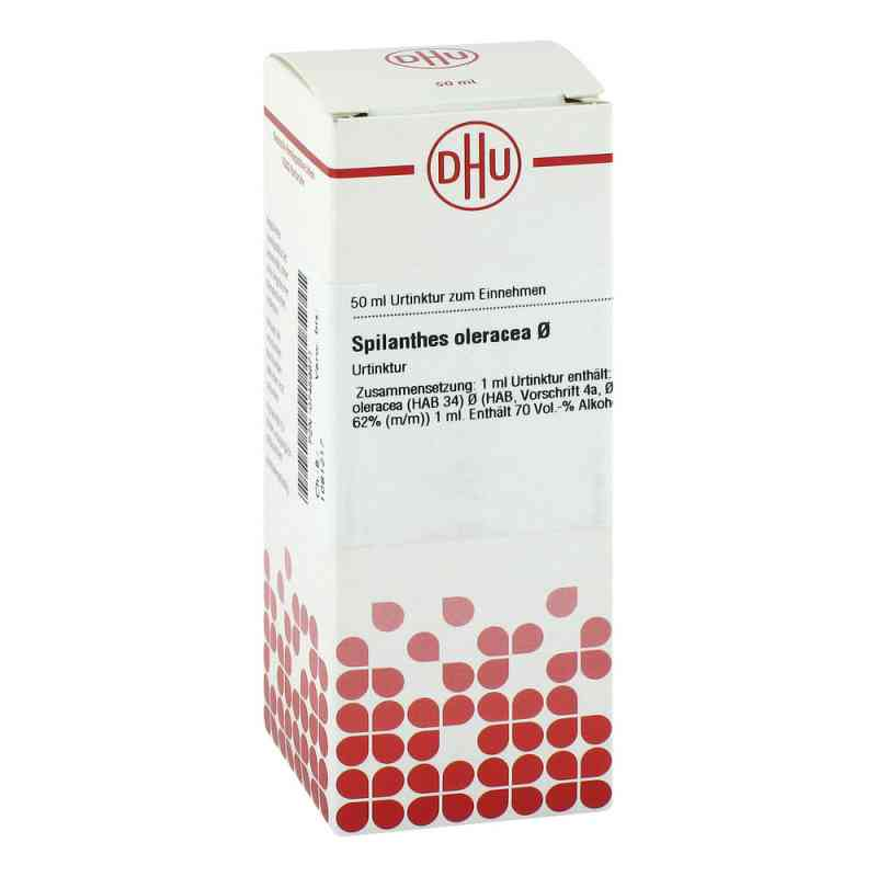 Spilanthes Oleracea Urtinktur = D1  bei Apotheke.de bestellen