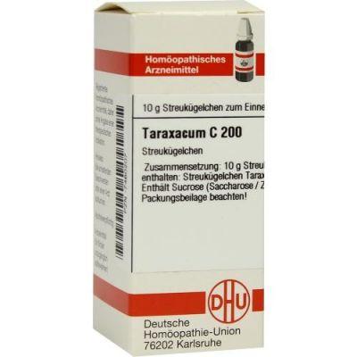 Taraxacum C 200 Globuli  bei Apotheke.de bestellen