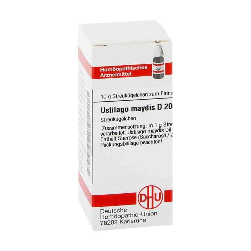 Ustilago Maydis D 200 Globuli  bei Apotheke.de bestellen