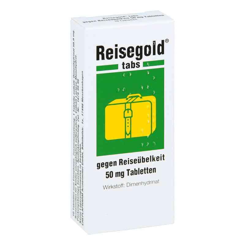 Reisegold tabs gegen Reiseübelkeit  bei Apotheke.de bestellen