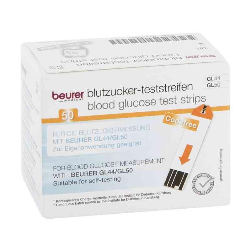 Beurer Gl44/gl50 Teststreifen  bei Apotheke.de bestellen