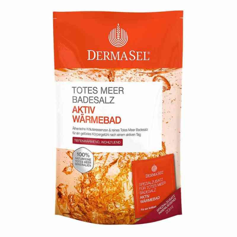 Dermasel Totes Meer Badesalz+aktiv Wärme Spa  bei Apotheke.de bestellen