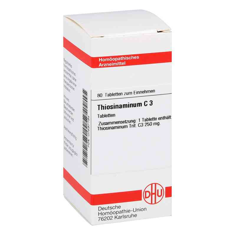 Thiosinaminum C3 Tabletten  bei Apotheke.de bestellen