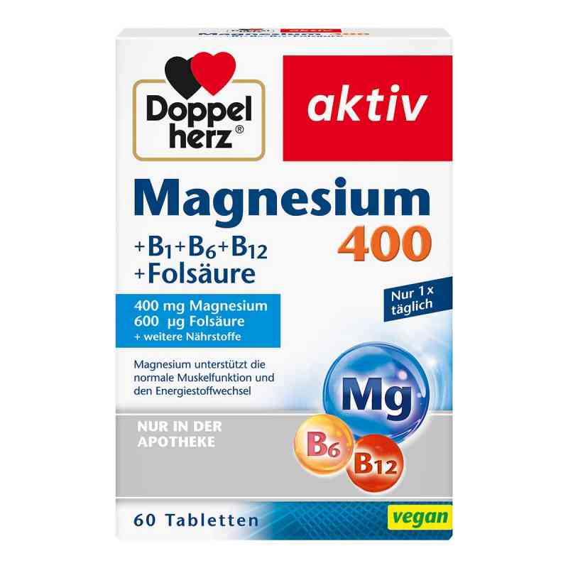 Doppelherz Magnesium 400 mg Tabletten  bei Apotheke.de bestellen