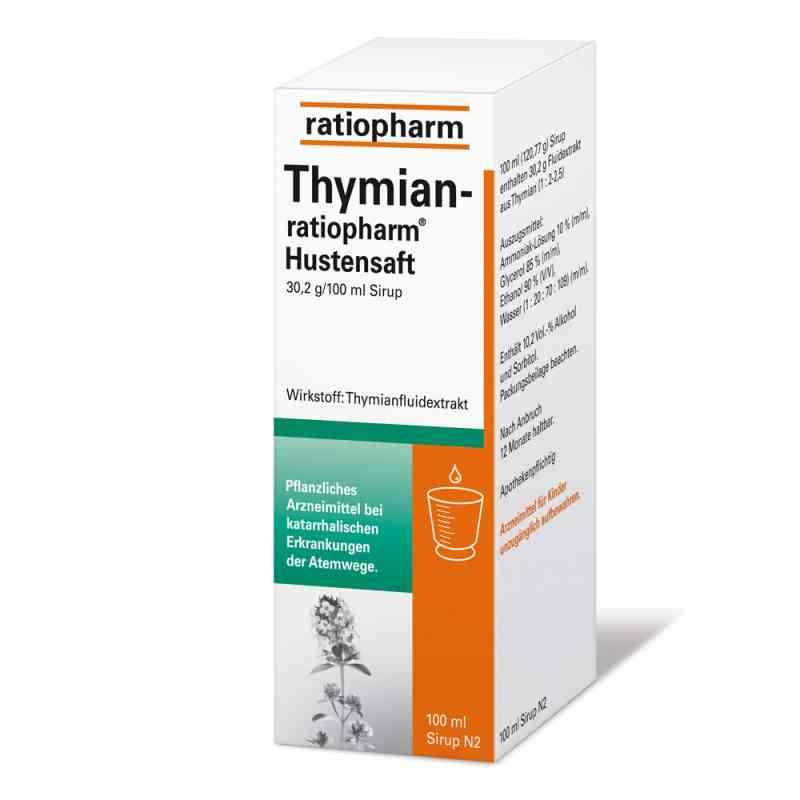 THYMIAN-ratiopharm Hustensaft  bei Apotheke.de bestellen