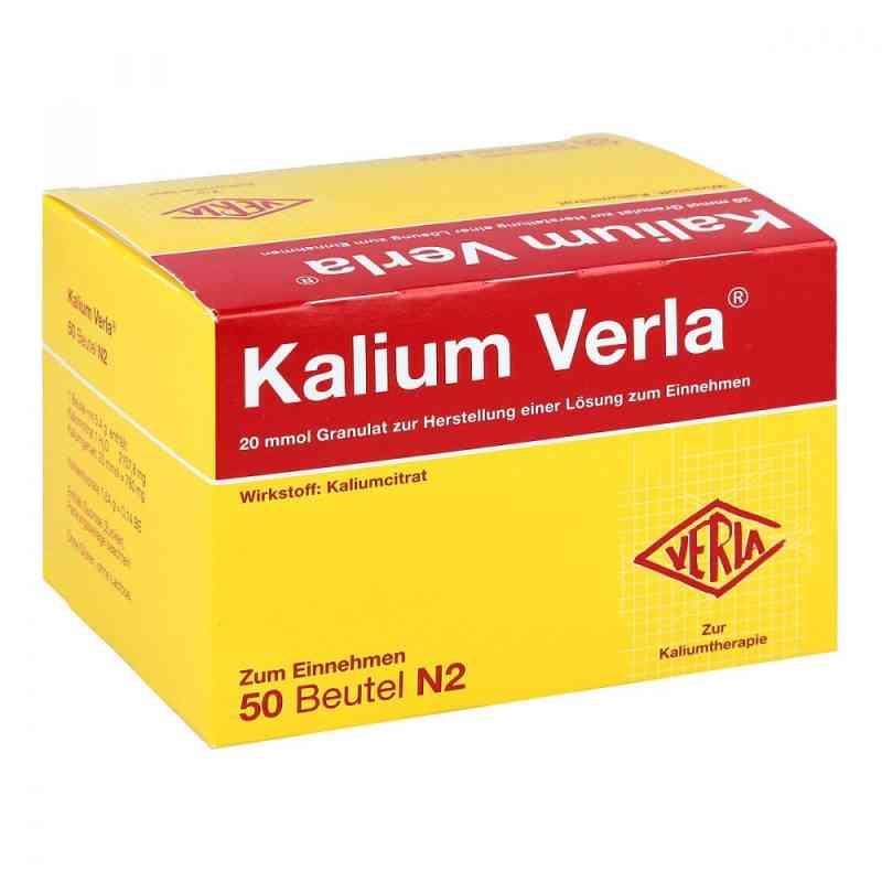 kalium verla granulat beutel 50 stk ihre g nstige online versand apotheke im internet. Black Bedroom Furniture Sets. Home Design Ideas