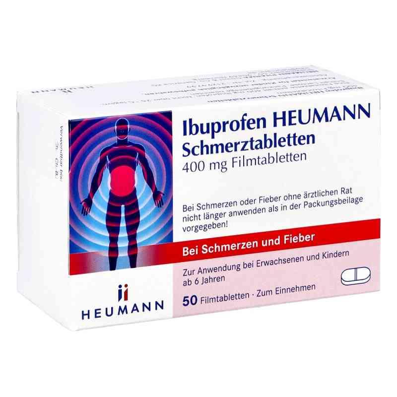 Ibuprofen Heumann Schmerztabletten 400mg  bei Apotheke.de bestellen