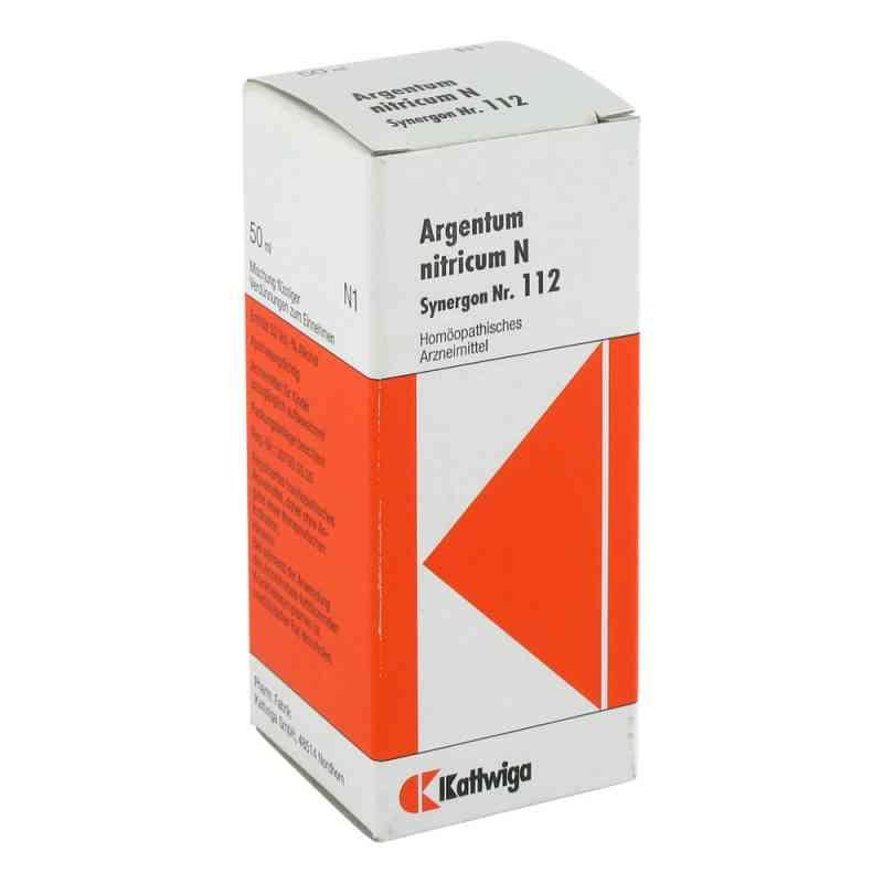 Synergon 112 Argentum nitricum N Tropfen  bei Apotheke.de bestellen