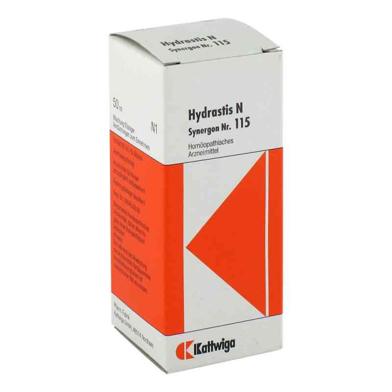 Synergon 115 Hydrastis N Tropfen  bei Apotheke.de bestellen