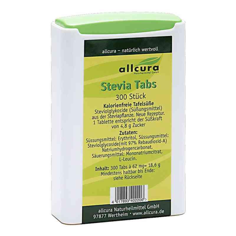 stevia tabs tabletten 300 stk ihre g nstige online versand apotheke im internet. Black Bedroom Furniture Sets. Home Design Ideas