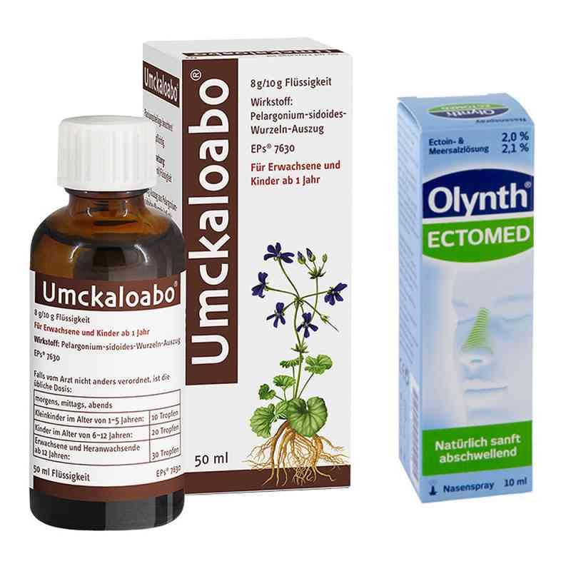 Umckaloabo + Olynth Ectomed Nasenspray  bei Apotheke.de bestellen