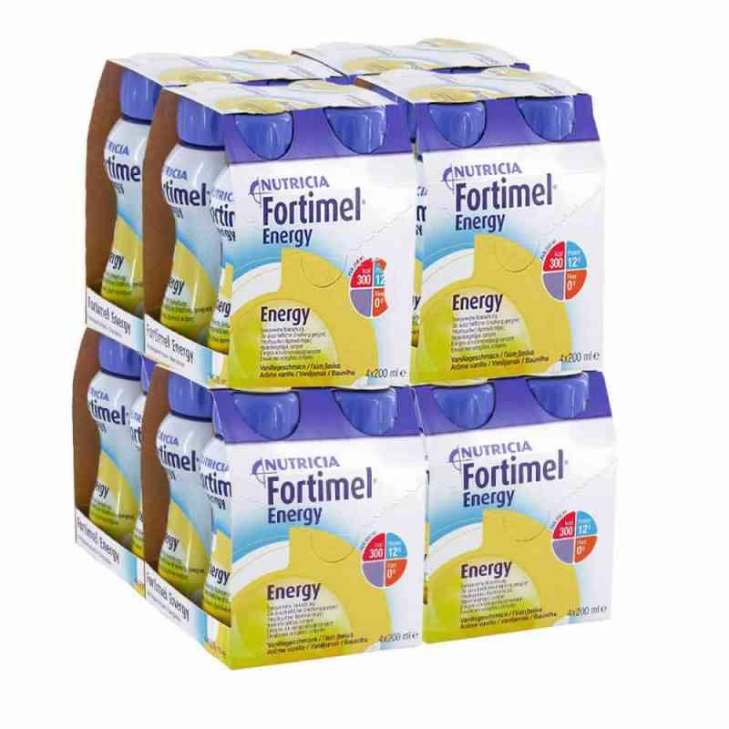 Fortimel Energy Multi Fibre Vanillegeschmack  bei Apotheke.de bestellen