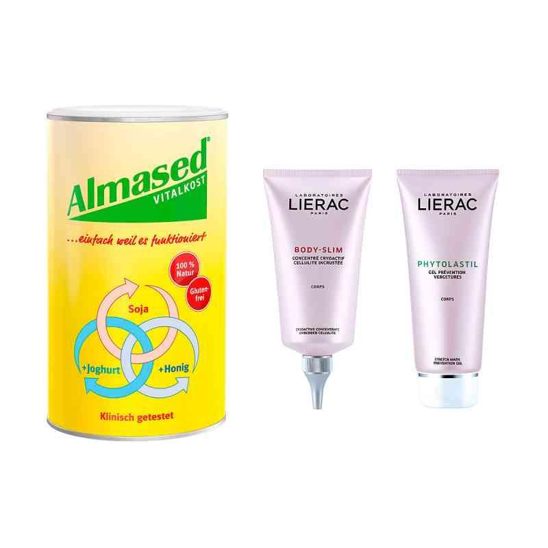 Almased+LIERAC PHYTOLASTIL+LIERAC KRYOACTIVES  bei Apotheke.de bestellen