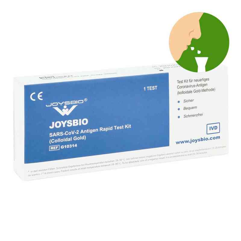 JOYSBIO SARS-CoV-2 Antigen Rapid Spucktest  bei Apotheke.de bestellen