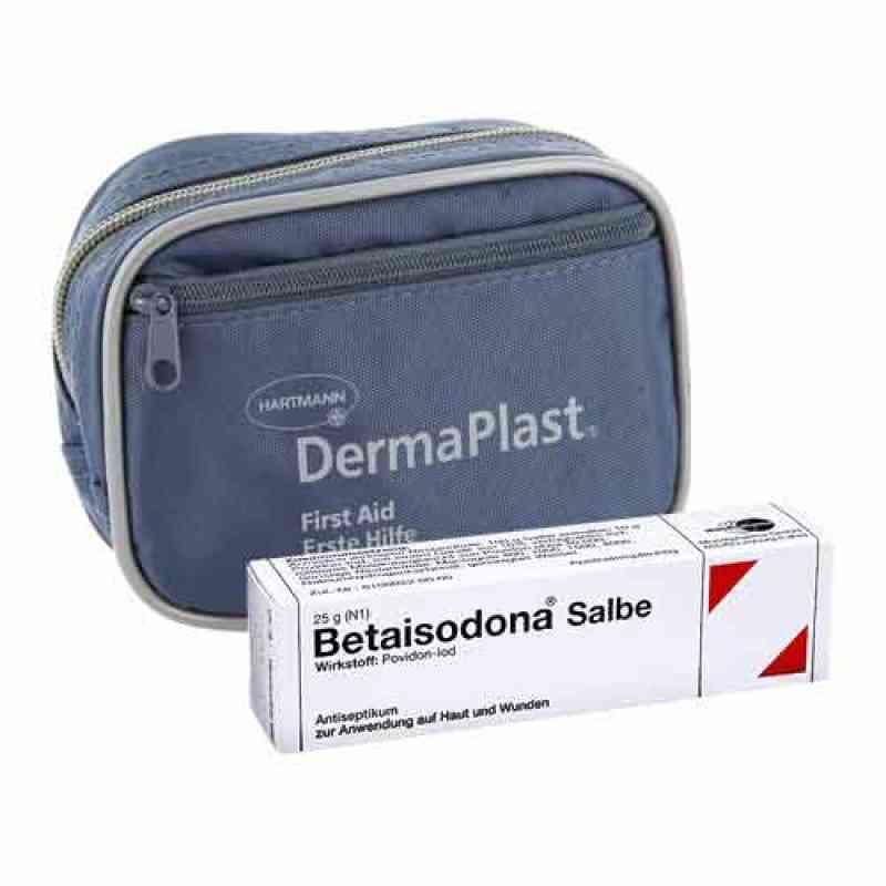 Dermaplast Erste Hilfe Set klein + Betaisodona Salbe  bei Apotheke.de bestellen