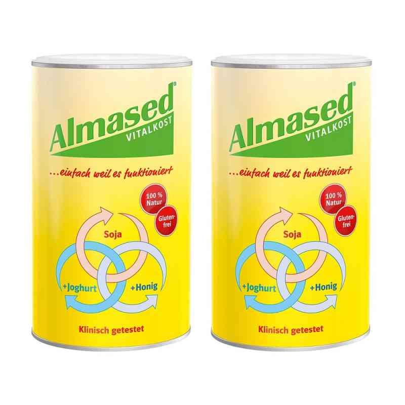 Almased Doppelpack  bei Apotheke.de bestellen