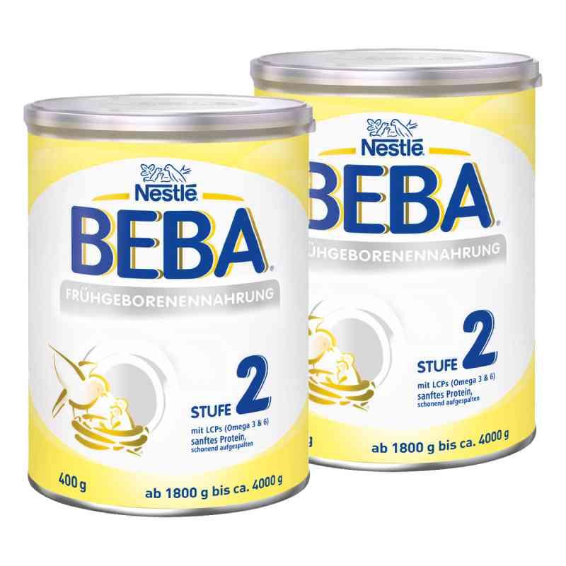 Nestle Beba Frühgeborenen Nahrung Stufe 2 2er Paket  bei Apotheke.de bestellen