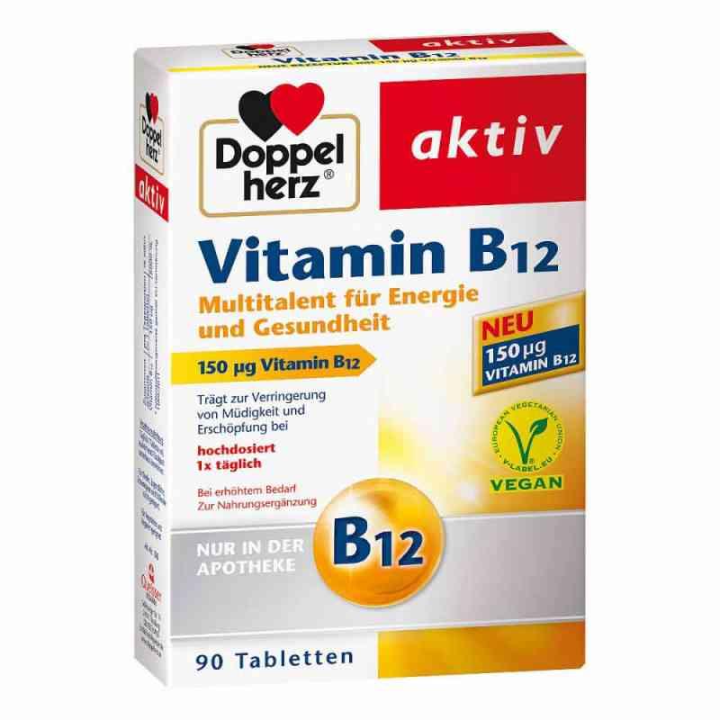 Doppelherz Vitamin B12 Tabletten  bei Apotheke.de bestellen