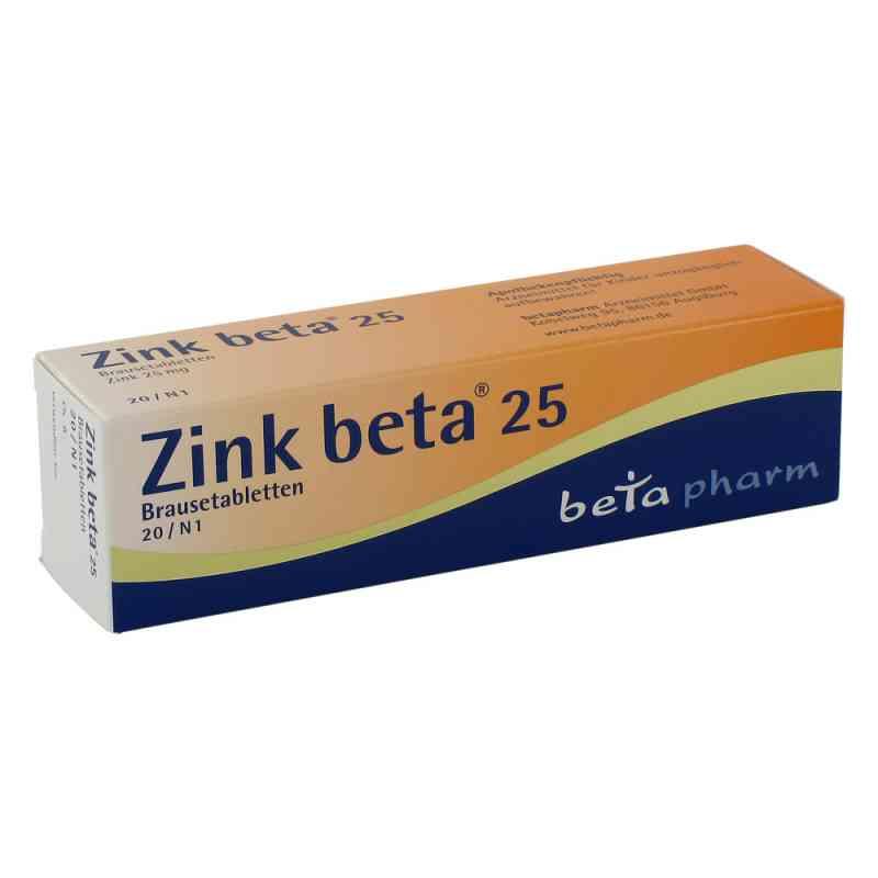 Zink beta 25  bei Apotheke.de bestellen
