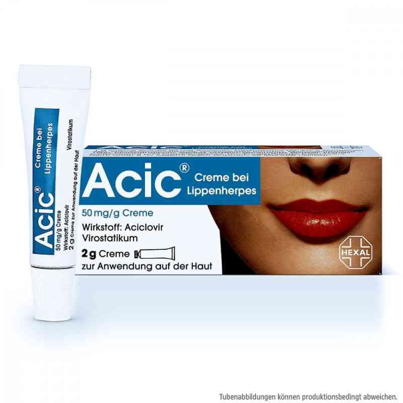 Acic bei Lippenherpes  bei Apotheke.de bestellen