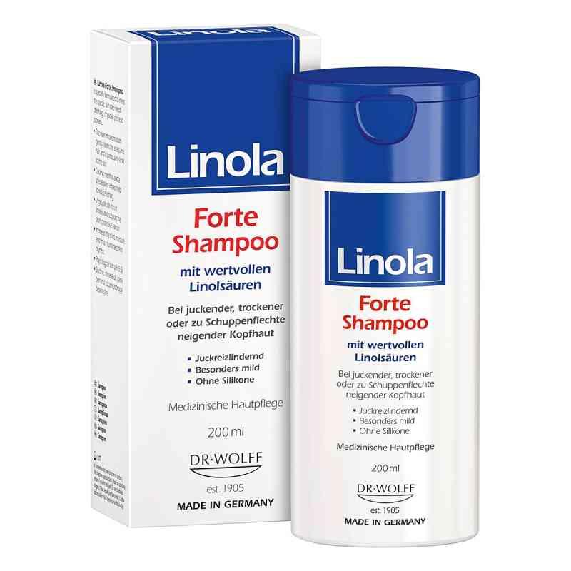 Linola Forte Shampoo  bei Apotheke.de bestellen