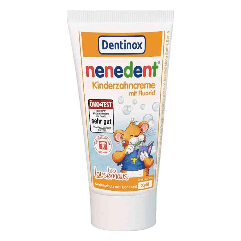 Nenedent Kinderzahncreme mit Fluorid Standtube  bei Apotheke.de bestellen