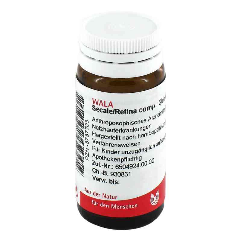 Secale Retina Comp. Globuli  bei Apotheke.de bestellen