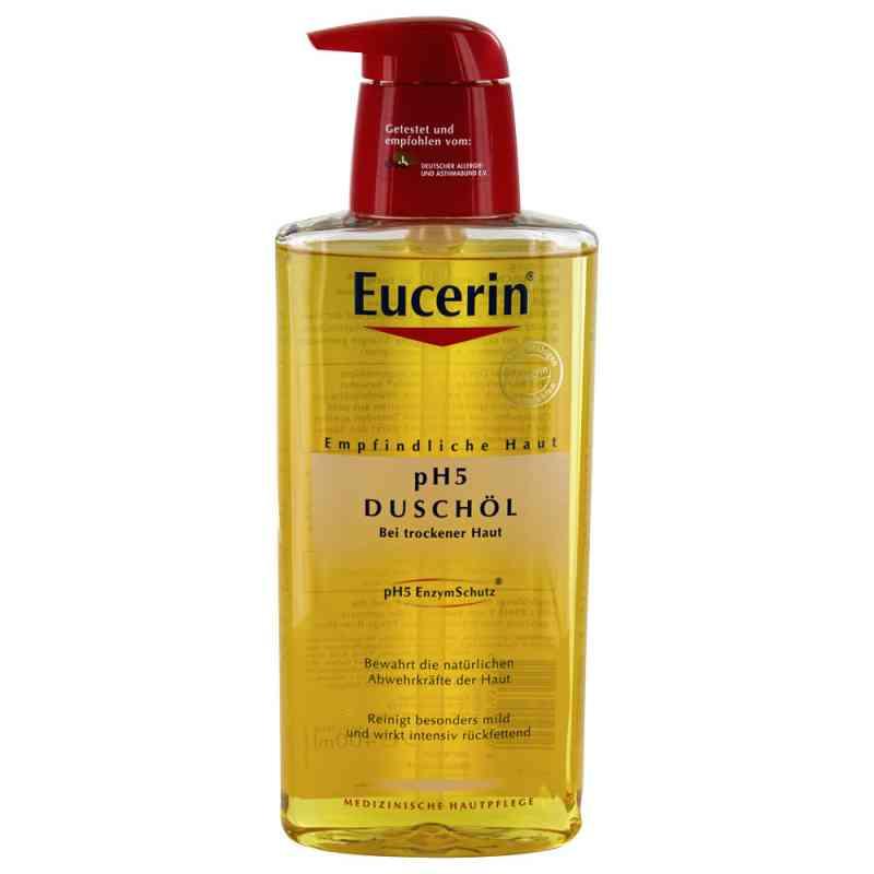 Eucerin pH5 Creme Duschöl mit P.  bei Apotheke.de bestellen
