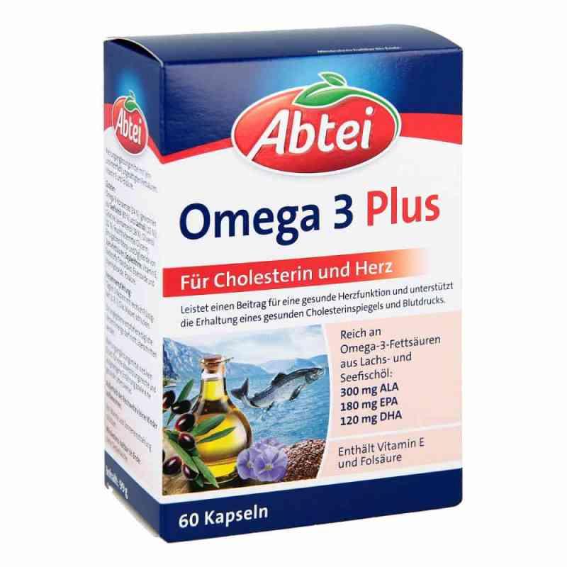 Abtei Omega 3 6 9 Lachsöl+leinöl+oliv.öl Kapseln  bei Apotheke.de bestellen