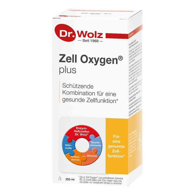 Zell Oxygen plus flüssig  bei Apotheke.de bestellen