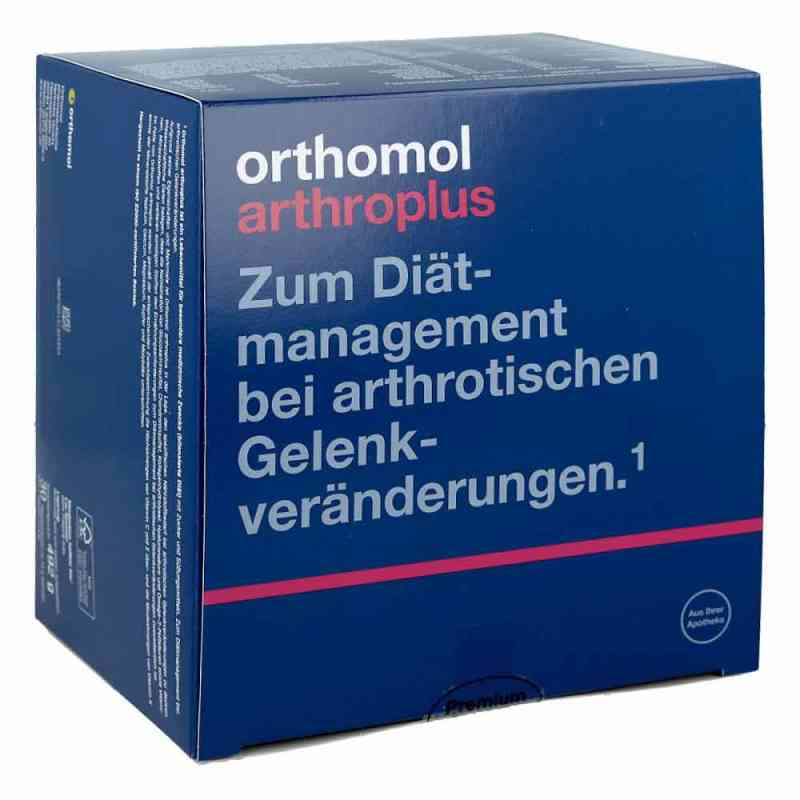 Orthomol arthroplus Granulat/kapseln  bei Apotheke.de bestellen